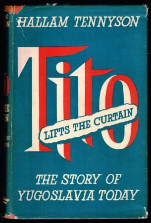 Image for Tito Lifts the Curtain: The Story of Yugoslavia Today