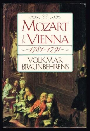 Image for Mozart in Vienna 1781-1791