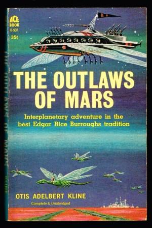 Image for The Outlaws of Mars