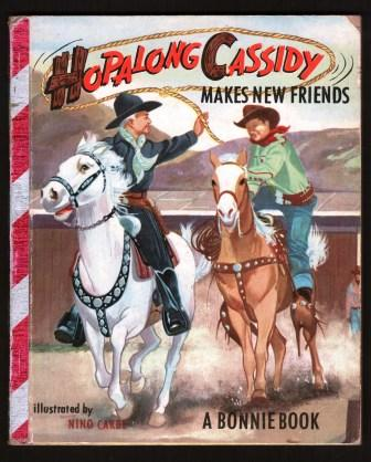 Image for Hopalong Cassidy Makes New Friends