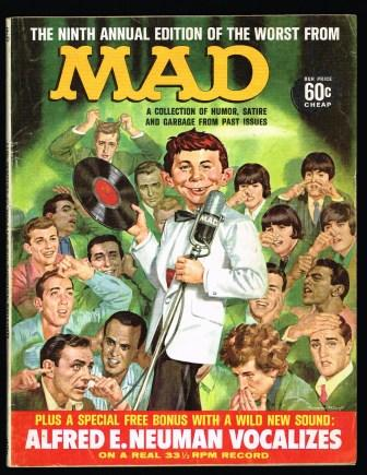 Image for Mad Magazine: Ninth Annual Edition of the Worst from Mad
