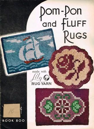 Image for Pom-Pon and Fluff Rugs; Book 800