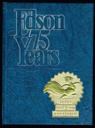 Image for Edson - 75 Years: A History of the Town