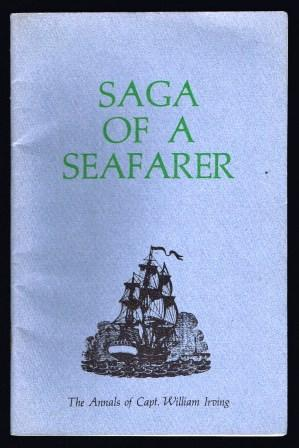 Image for Saga of a Seafarer: The Annals of Capt. William Irving