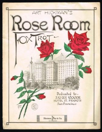 Image for Art Hickman's Rose Room Fox Trot