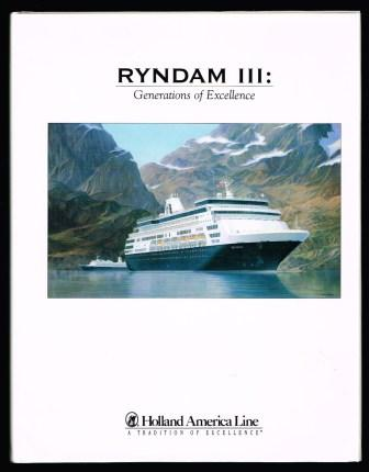 Image for Ryndam III: Generations of Excellence