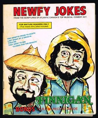 Image for Newfy Jokes - from the Scriptures of Atlantic Canada's Top Musical-Comedy Act