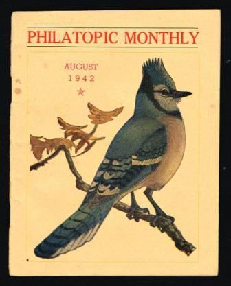 Image for Philatopic Monthly; August, 1942