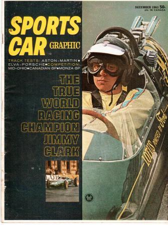 Image for Sports Car Graphic, December 1963