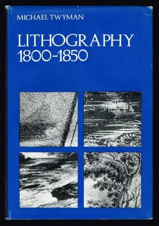 Image for Lithography 1800-1850