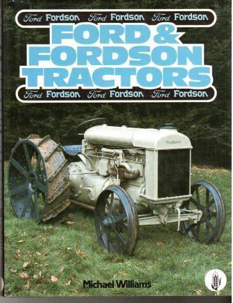Image for Ford and Fordson Tractors