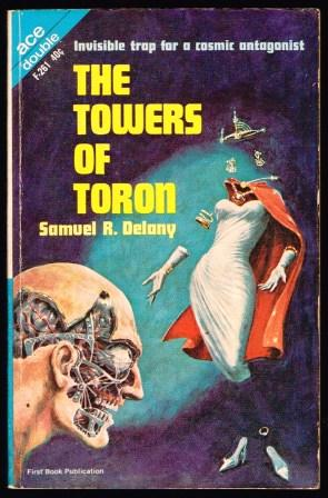 Image for The Towers of Toron; The Lunar Eye
