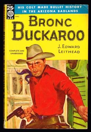 Image for Bronc Buckaroo