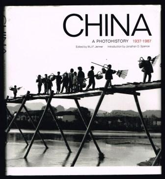 Image for China; A Photohistory, 1937-1987