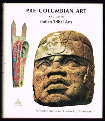 Image for Pre-Columbian Art and Later Indian Tribal Arts