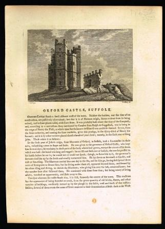 Image for Orford Castle, Suffolk