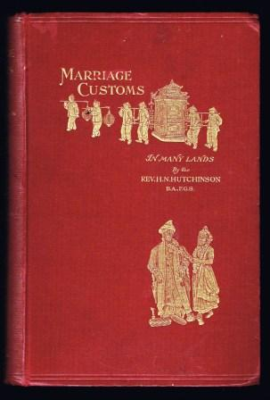 Image for Marriage customs in many Lands