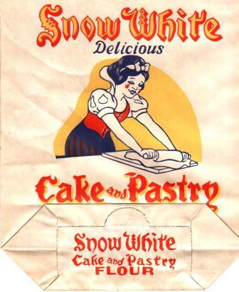 Image for Snow White Delicious Cake and Pastry Flour