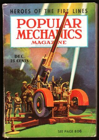 Image for Popular Mechanics Magazine: December 1938