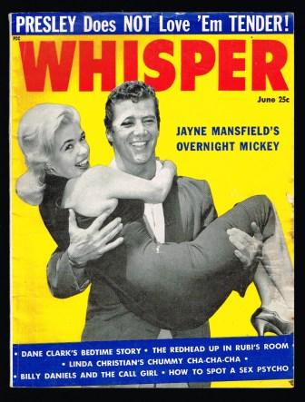 Image for Whisper: The Stories Behind the Headlines: June, 1957