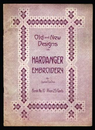 Image for Old and New Designs in Hardanger Embroidery