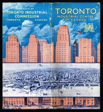 Image for Toronto - Manufacturing and Distributing Centre of Canada