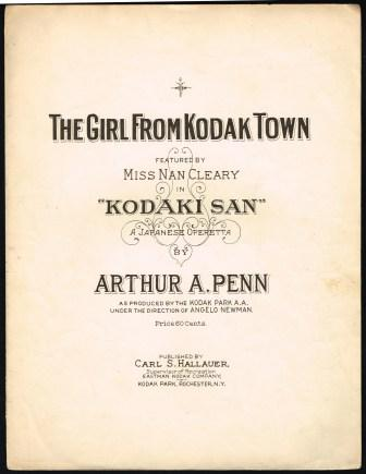 The Girl from Kodak Town
