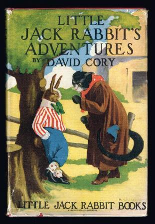 Image for Little Jack Rabbit's Adventures