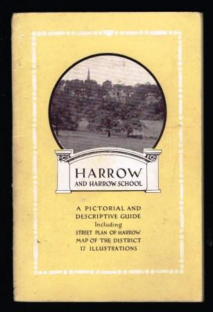 Image for Pictorial and Descriptive Guide to Harrow and Harrow School
