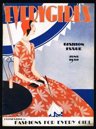 Image for Everygirls: The Magazine of the Camp Fire Girls: Fashion Issue, June, 1930