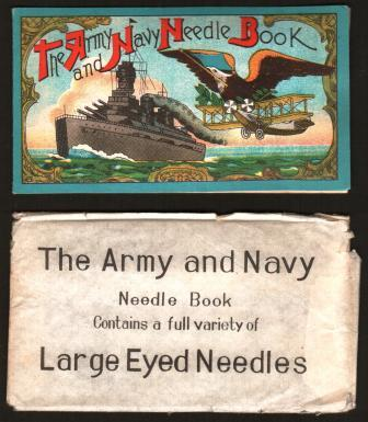 Image for The Army and Navy Needle Book