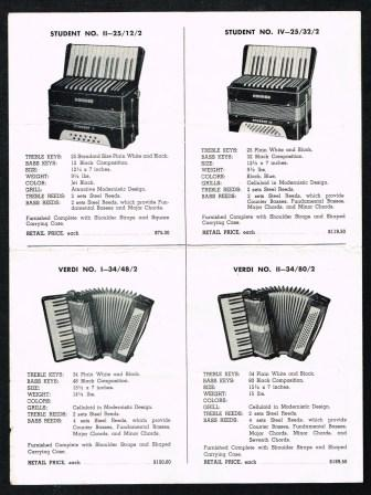 Image for Hohner Piano Accordeons