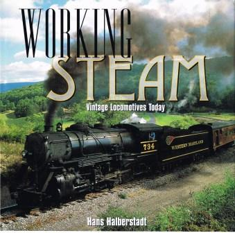 Image for Working Steam: Vintage Locomotives Today