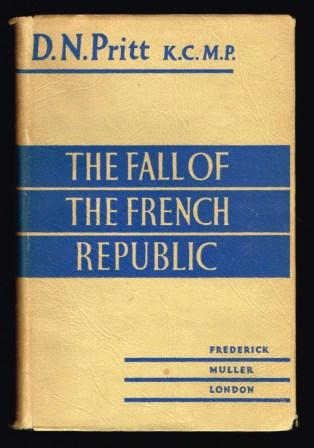 Image for The Fall of the French Republic