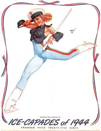 Image for Ice Capades of 1944: Program