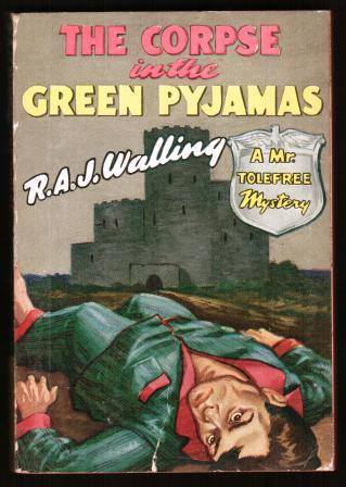 Image for The Corpse in the Green Pajamas