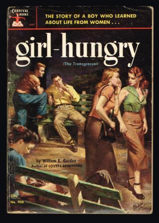 Image for Girl-hungry
