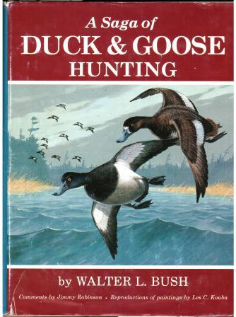 Image for A Saga of Duck and Goose Hunting