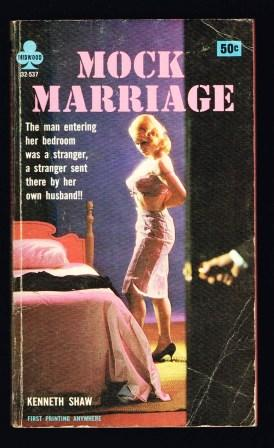 Image for Mock Marriage