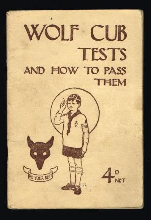 Image for Wolf Cub Tests and How to Pass Them