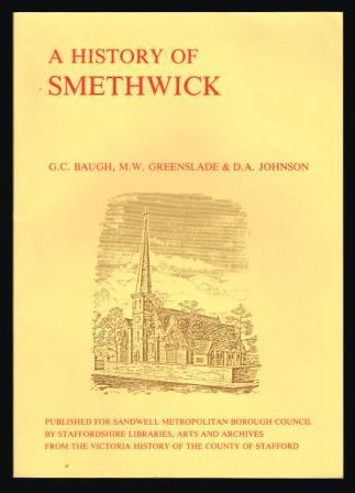 Image for A History of Smethwick