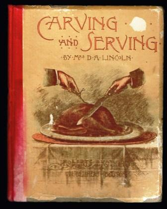 Image for Carving and Serving