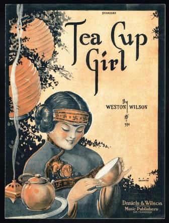Image for Tea Cup Girl