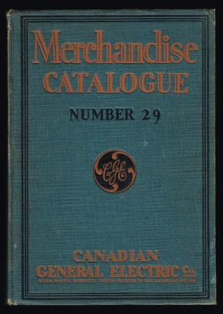 Image for Merchandise Catalog Number 29