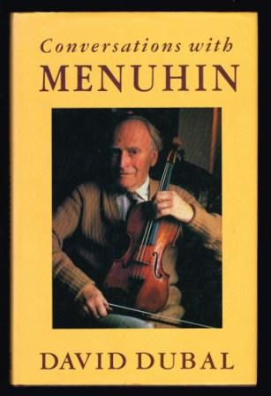 Image for Conversations with Menuhin: A Celebration On His 75th Birthday