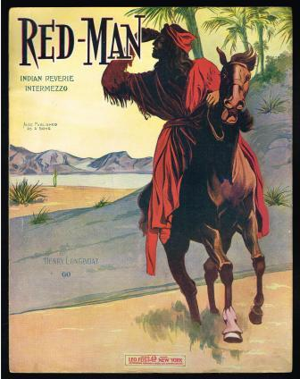 Image for Red-Man: Indian Reverie Intermezzo